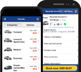 Car Rental App Brought To You By Airportrentals Com Car Rental Is
