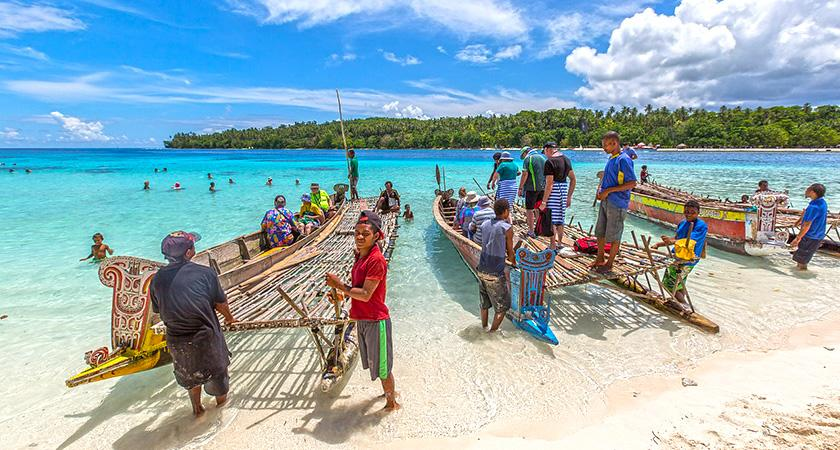 A Cruise Guide to Papua New Guinea