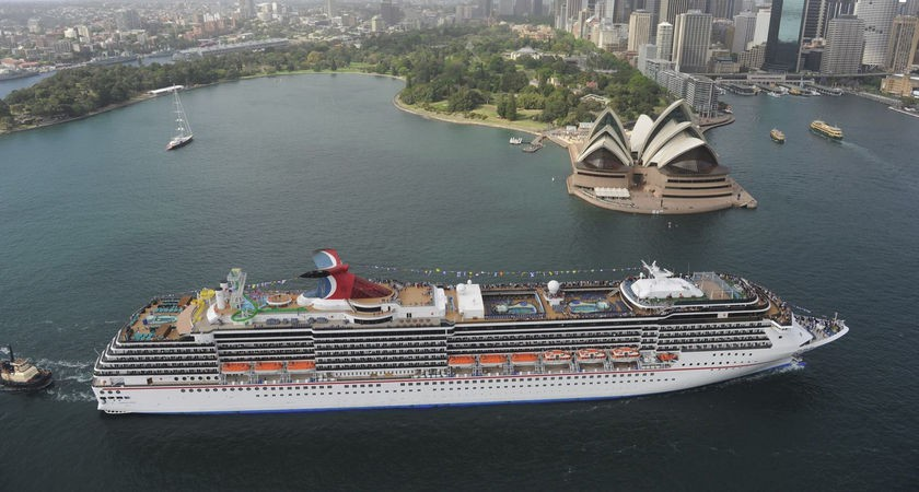 Carnival Spirit has been a major success story and is now one of the fleet's most popular ships.