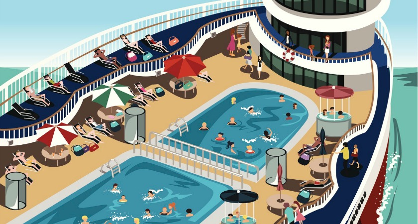 Cruise Etiquette: Stay polite at sea