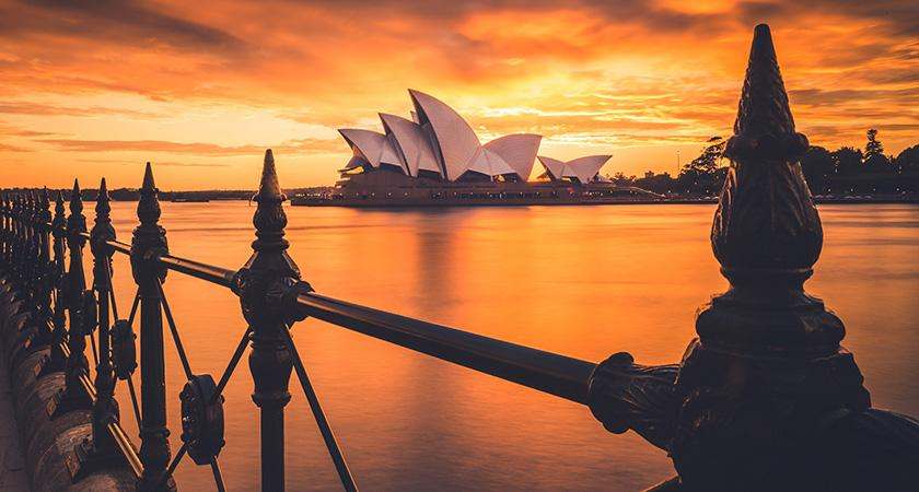 A Cruise Guide to Australia