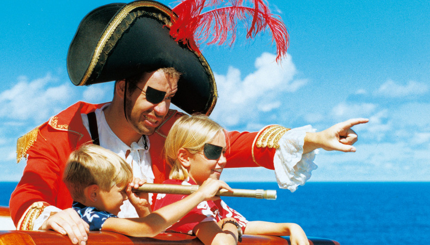 Kids with Pirate