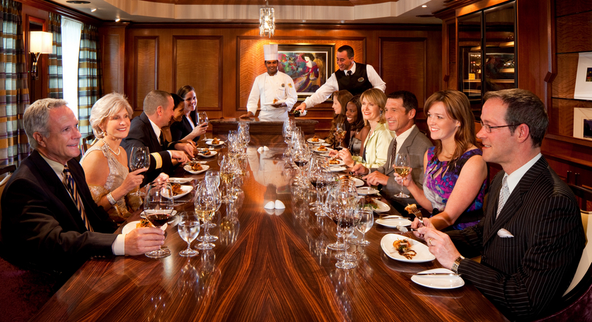 The buzz of specialty dining on NZ cruise ships