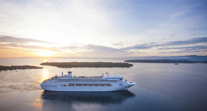 Spotlight on P&O Pacific Island Hopper