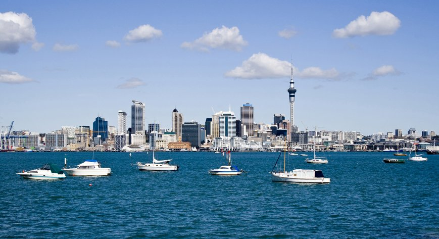Cruises from Auckland: The City of Sails Cruise Port