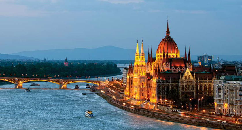 River cruises: inland touring at its best