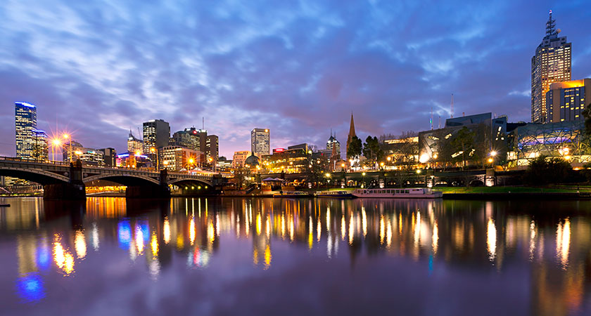 Cruises from Melbourne: Australia's Southern City