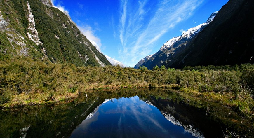 Land of the Long White Cloud: Cruises to New Zealand