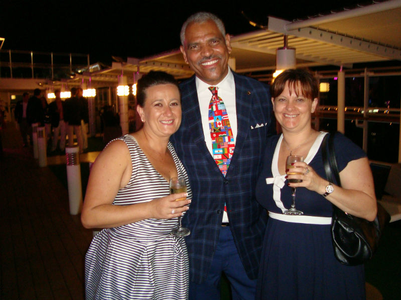 With Arnold Donald - President & CEO of Carnival Corporation