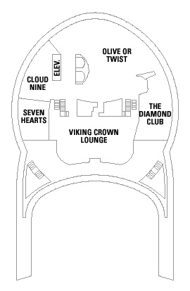 Freedom Of The Seas Deck 14 layout