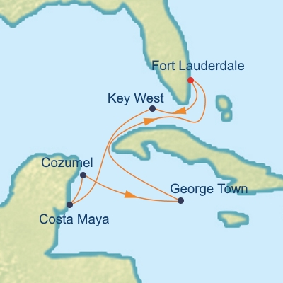 7 Night Western Caribbean on Celebrity Edge | Cruise with ...