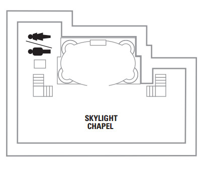 Adventure Of The Seas Deck 15 layout