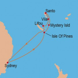 Pacific Islands Cruise