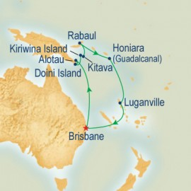 Papua New Guinea Cruise