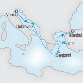 Into The Bosporus Itinerary