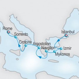 Echoes Of Ancient Empires Itinerary