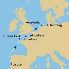 Normandy Holland And Germany Itinerary
