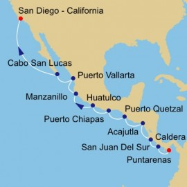 Exploring the Isthmus Voyage Itinerary