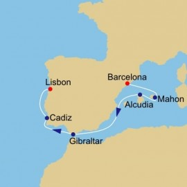 Tapas And Wine Azamara Club Cruises Cruise