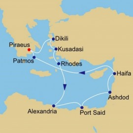 Egypt And Israel Azamara Club Cruises Cruise