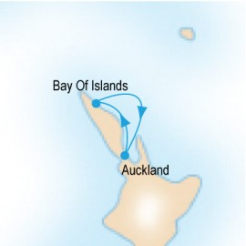 Bay of Islands P&O Cruises Cruise