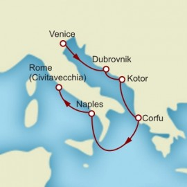 Venice to Rome