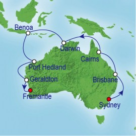 Australia Top End Itinerary
