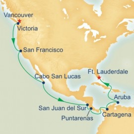 Panama Canal and British Columbia Grand Adventure