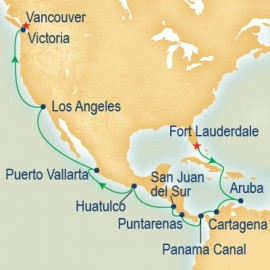 Panama Canal And British Columbia Grand Adventure Itinerary