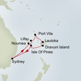 Pacific Treasures Cruise