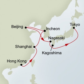 China and Japan Itinerary