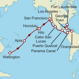 Wellington to Fort Lauderdale World Sector Cruise