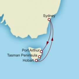 Tasmania World Sector Cruise