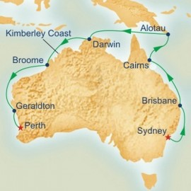 Northern Australia Explorer Itinerary