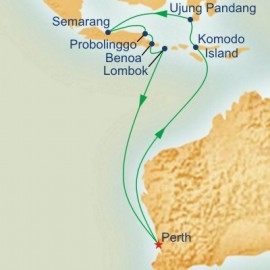Indonesia Princess Cruises Cruise