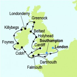 Southampton to London Itinerary