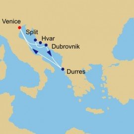 Pearl of the Adriatic Voyage