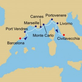Riveras and Sunsets Azamara Club Cruises Cruise