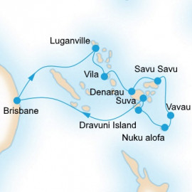 Polynesian Passage Cruise