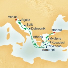 Venetian Connoisseur Itinerary