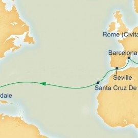 Roman Passage Princess Cruises Cruise
