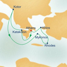 Greek Isles Princess Cruises Cruise