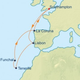 Lisbon and Canaries Celebrity Cruises Cruise