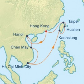 China and Vietnam Celebrity Cruises Cruise