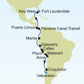 South America Silversea Cruises Cruise