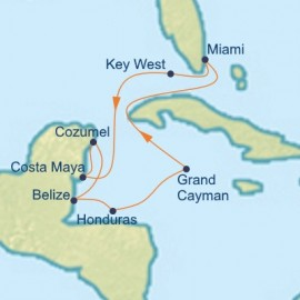 Ultimate Western Caribbean Itinerary