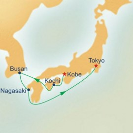 Korea and Japan Getaway Itinerary