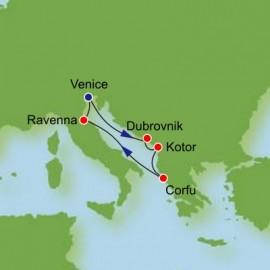 Adriatic Itinerary