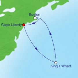 Bermuda and Boston Itinerary
