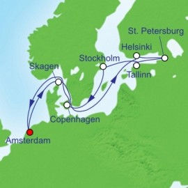 Baltic Itinerary
